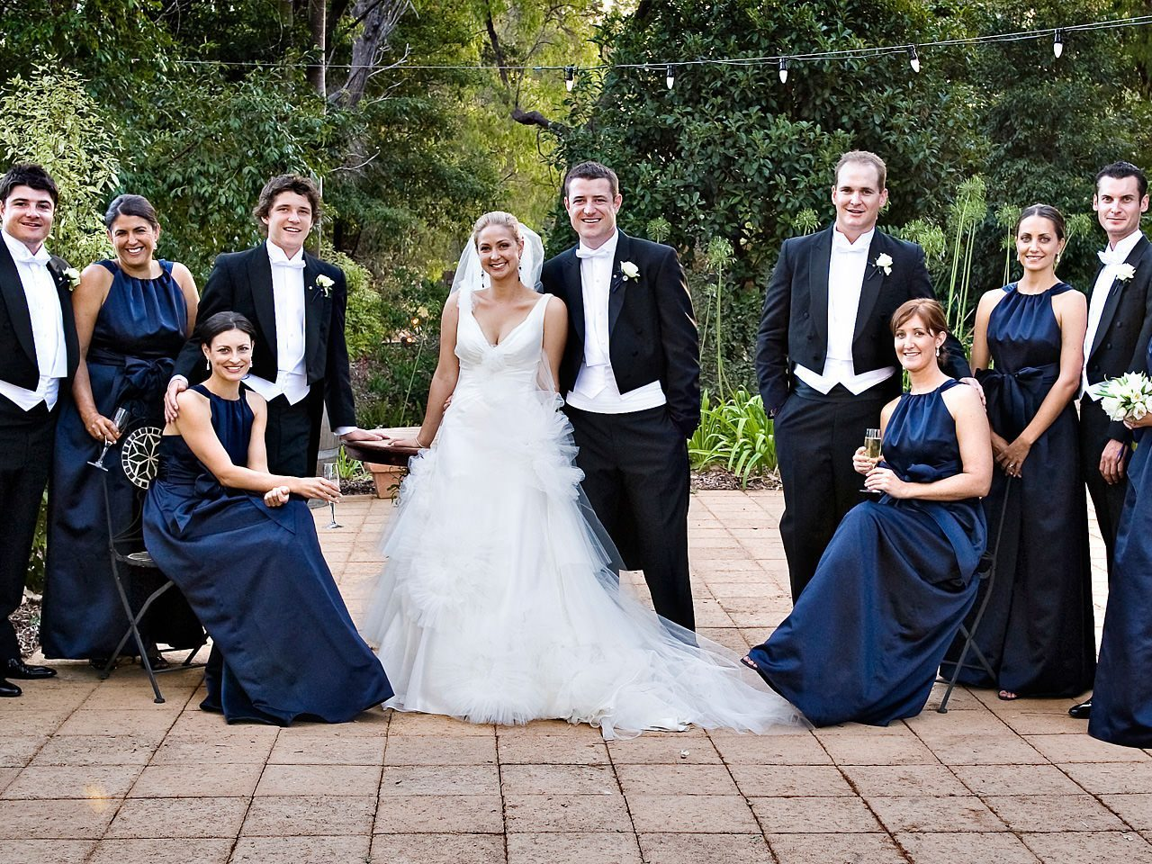 Weddings at Chandeliers on Abbey